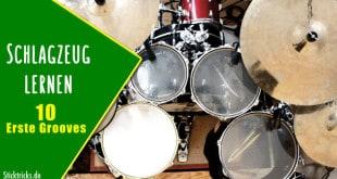 Schlagzeug lernen: Einfache Übungen für den Einstieg als Drummer