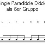 Single Paradiddle Diddle