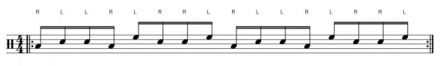 Paradiddle 2