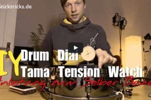 DIY Drum Dial