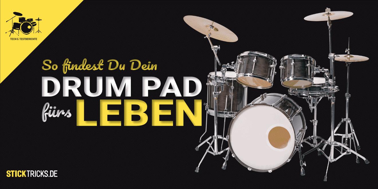 Schlagzeug Drum Pad