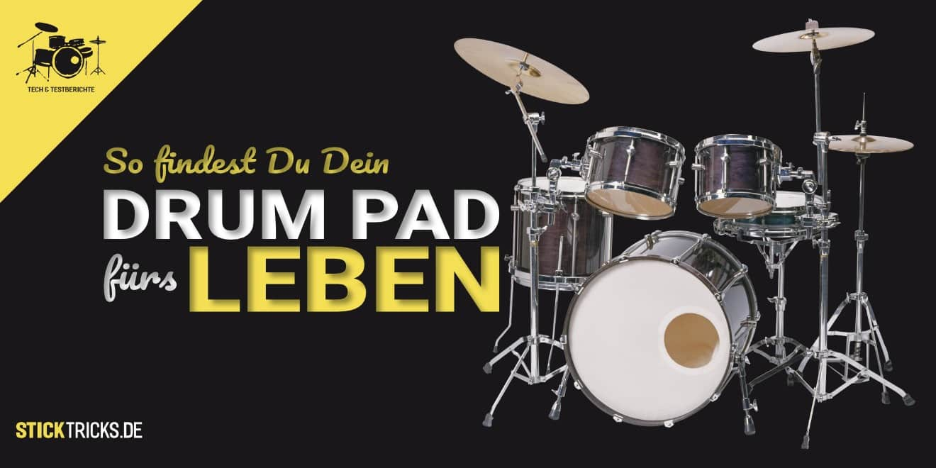 Schlagzeug Übungspad kaufen leicht gemacht