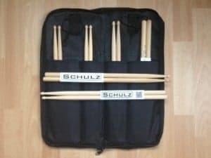 Schulz Drumsticks in verschiedenen Größen