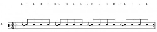 Flam Paradiddle