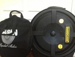 Hardcase-Soft-Case-Schlagzeugtasche-Koffer