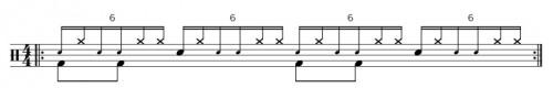 Bassdrumvariationen