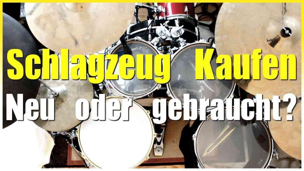 Schlagzeug kaufen leicht gemacht
