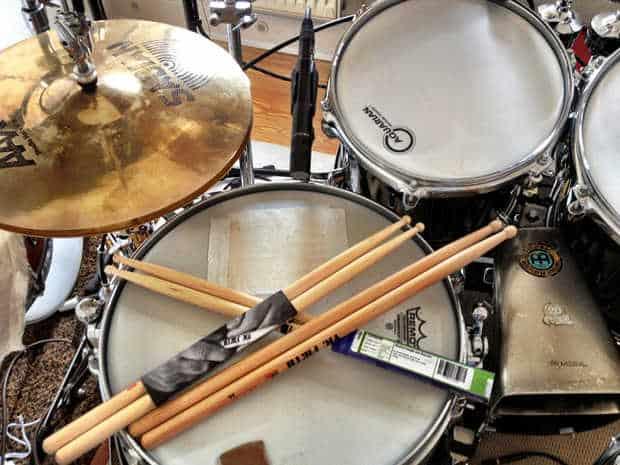 Drumsticks Einkauf