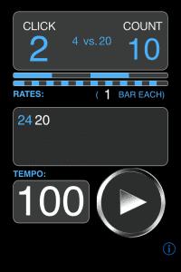 PolyNome App für iOS Geräte