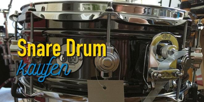 Du willst ne Snare Drum kaufen? 3 Stück für den Blindkauf!