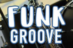 Schlagzeug lernen mit Funk Grooves