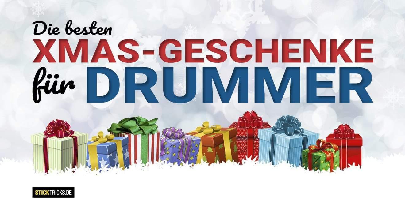 Geschenke für Drummer