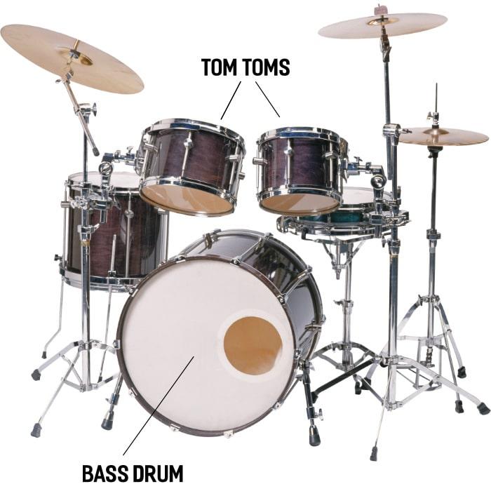 Schlagzeug für Kinder ab 6 Jahren kaufen