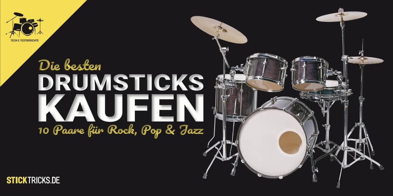 Schlagzeug Sticks kaufen