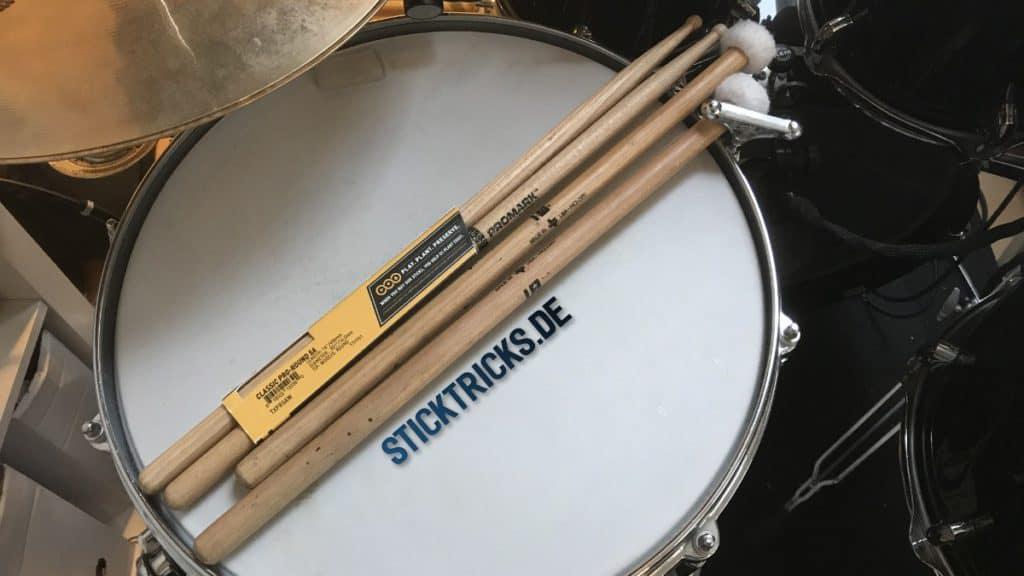 drumsticks kaufen