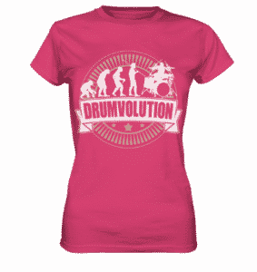 Shirt für Frauen Schlagzeuger