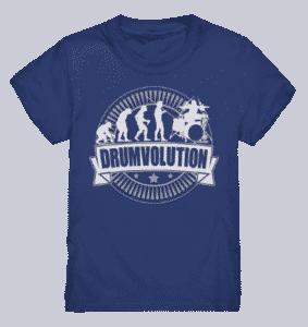 Kinder Schlagzeuger Shirt