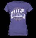 T-Shirt für Schlagzeugerinnen